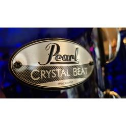 Pearl Crystal Beat Standard - Blue Sapphire tom