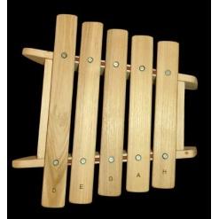 Trommus - Pentaton Marimba (D)