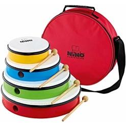 Nino Pakke med håndtrommer til børn