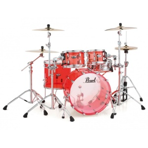 Pearl Crystal Beat Standard - Ruby Red