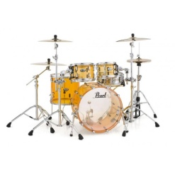 Pearl Crystal Beat Standard - Tangerine Glass