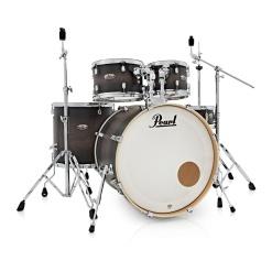 Pearl Decade Maple Black Burst 1