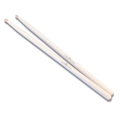 Copenhagen Drummers - 5A Trommestik Hvid