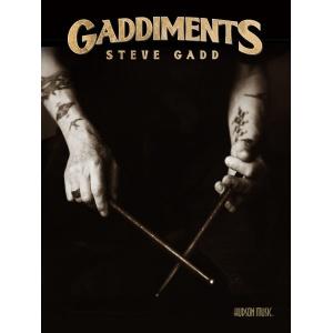 Gaddiments – Steve Gadd Trommebog